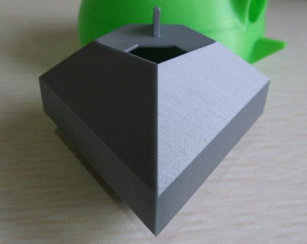 """迷你""""隐形""""鸟笼 3D模型  图2"""