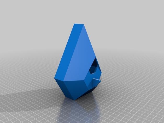 """迷你""""隐形""""鸟笼 3D模型  图7"""
