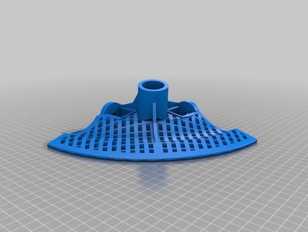 迷你小桌子/椅子 3D模型  图2