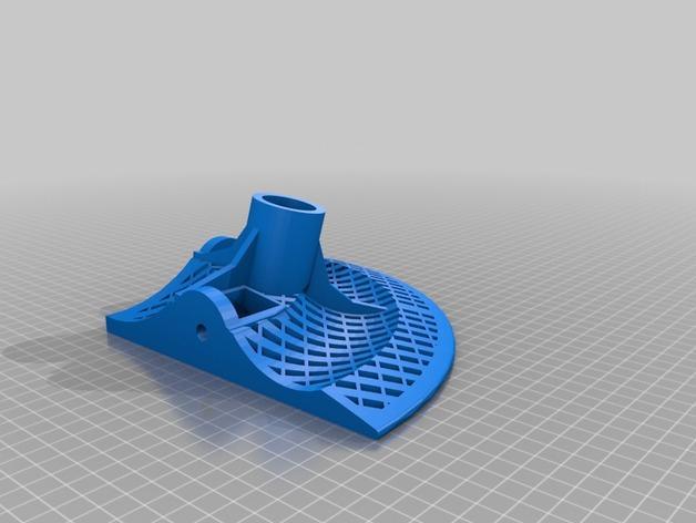 迷你小桌子/椅子 3D模型  图3