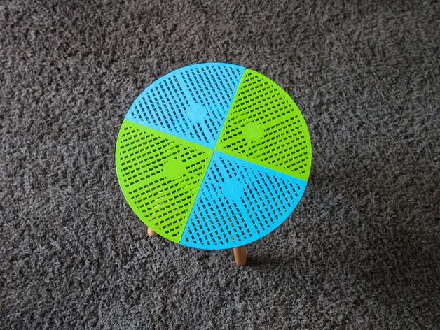 迷你小桌子/椅子 3D模型  图4