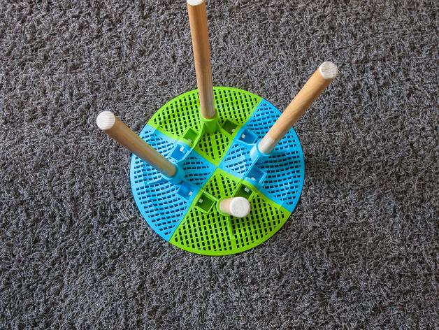 迷你小桌子/椅子 3D模型  图5