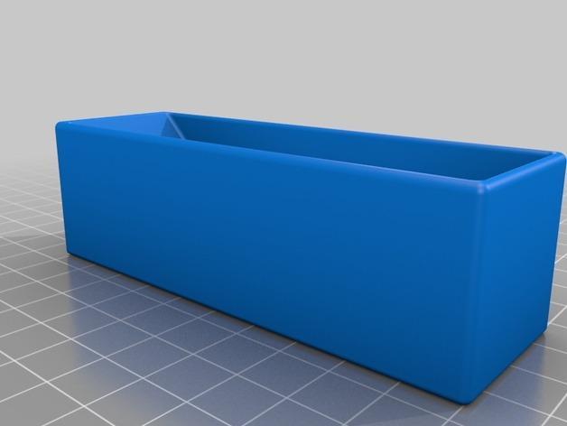 多层多格迷你储物抽屉 3D模型  图10