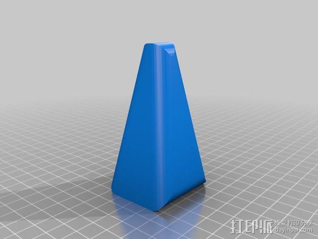 冰淇淋制作模具 3D模型  图2