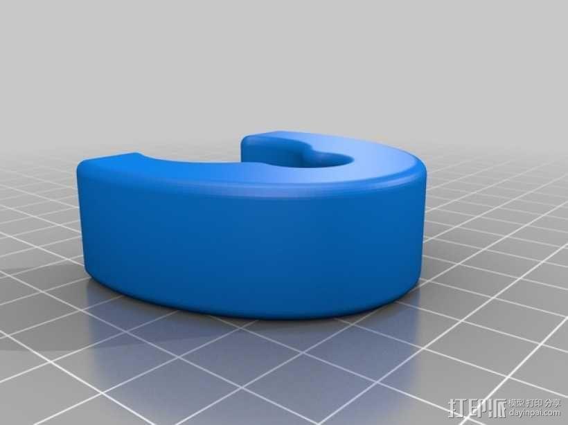 家用自动化水培系统 3D模型  图2