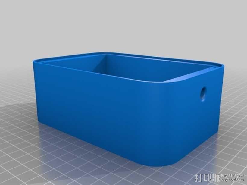 家用自动化水培系统 3D模型  图5