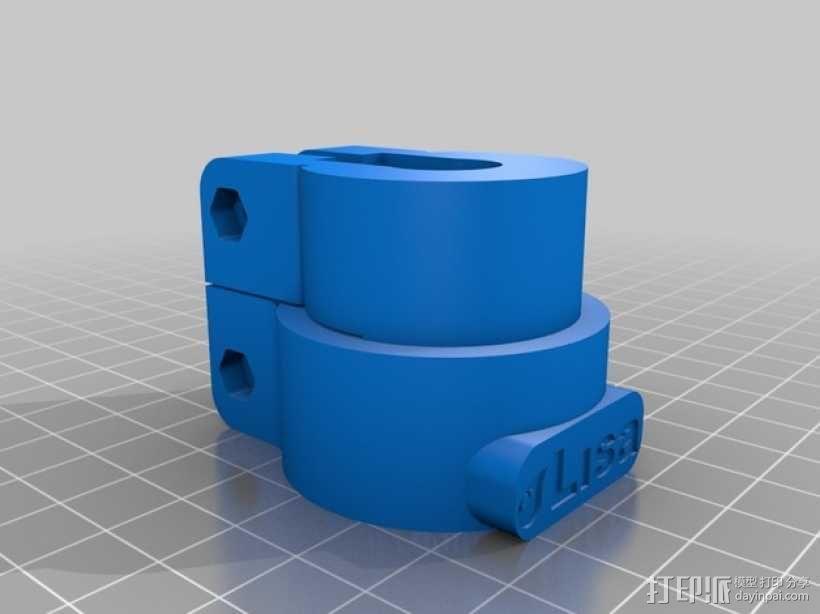 家用自动化水培系统 3D模型  图4