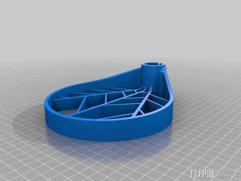 家用自动化水培系统 3D模型  图6
