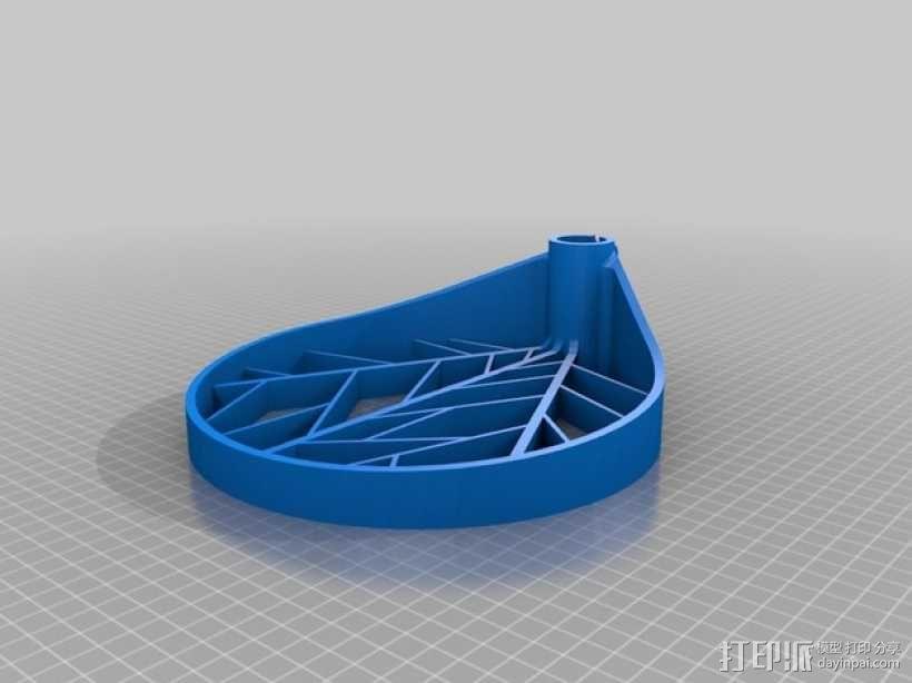 家用自动化水培系统 3D模型  图7