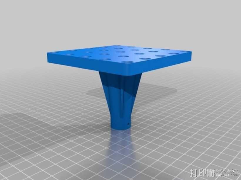 家用自动化水培系统 3D模型  图11