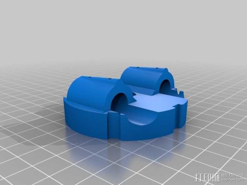 家用自动化水培系统 3D模型  图12