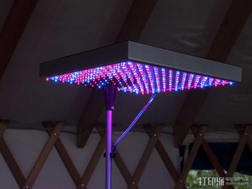 家用自动化水培系统 3D模型  图13