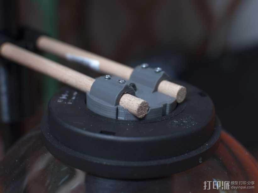 家用自动化水培系统 3D模型  图15