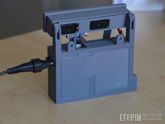 3D打印温度计/时钟 3D模型  图7