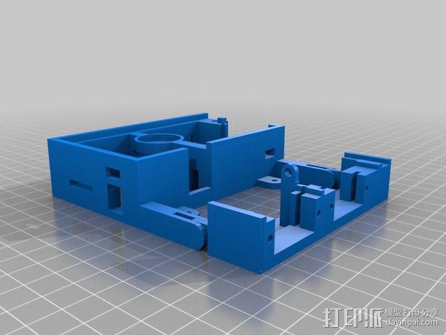 3D打印温度计/时钟 3D模型  图10