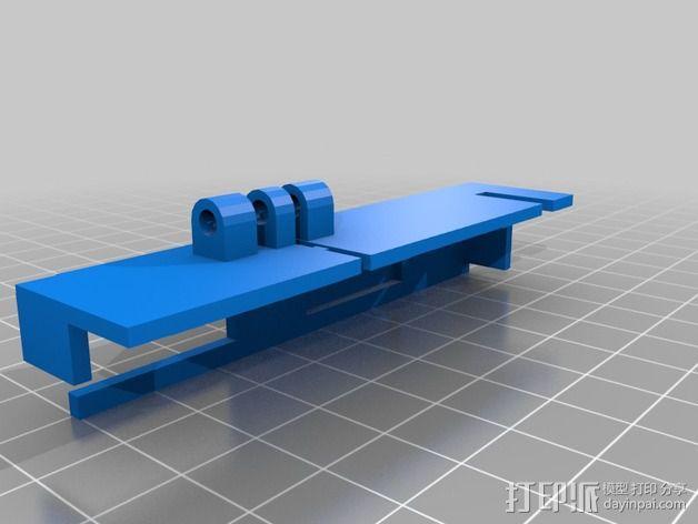 3D打印温度计/时钟 3D模型  图11
