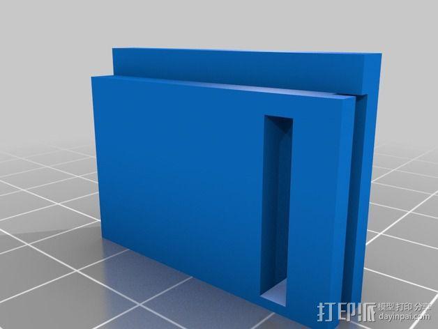 3D打印温度计/时钟 3D模型  图12