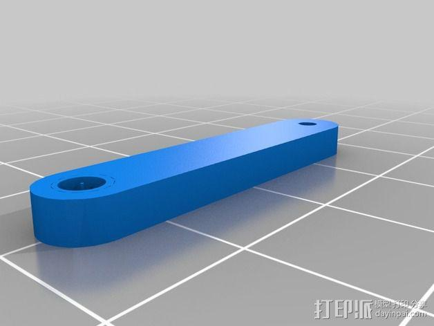 3D打印温度计/时钟 3D模型  图15