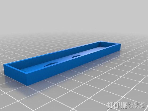 3D打印温度计/时钟 3D模型  图18