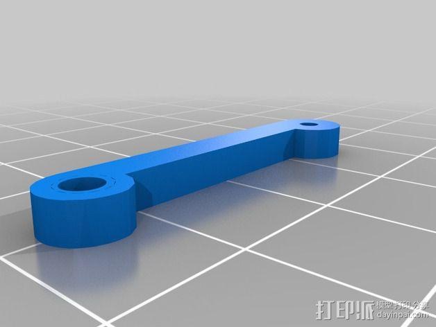 3D打印温度计/时钟 3D模型  图21