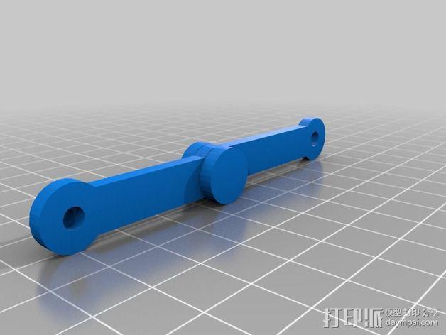 3D打印温度计/时钟 3D模型  图22