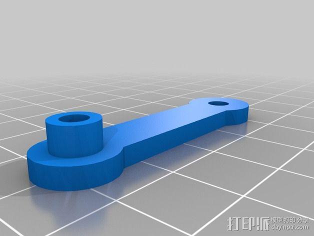 3D打印温度计/时钟 3D模型  图26