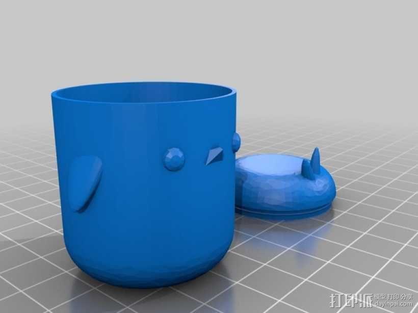 复活节礼物杯 3D模型  图9