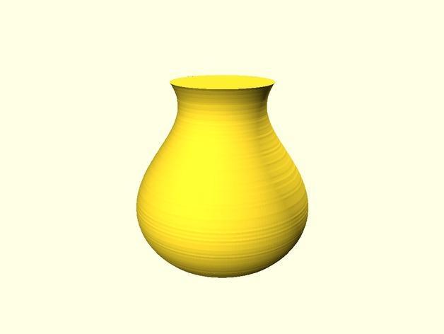 定制化贝塞尔曲线花瓶/碗/缸 3D模型  图7