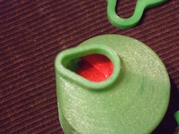 迷你研磨机 3D模型  图5