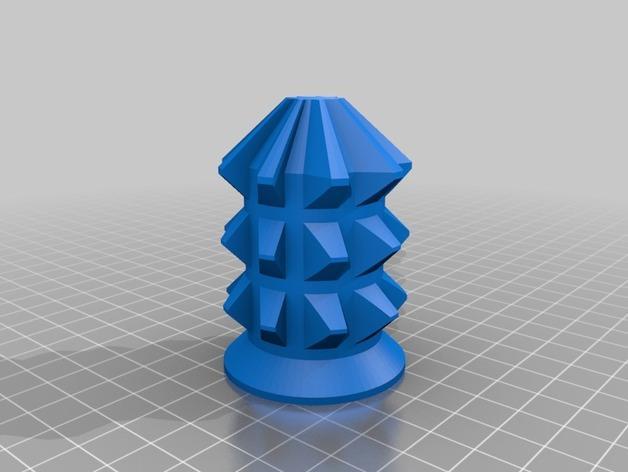 迷你研磨机 3D模型  图13