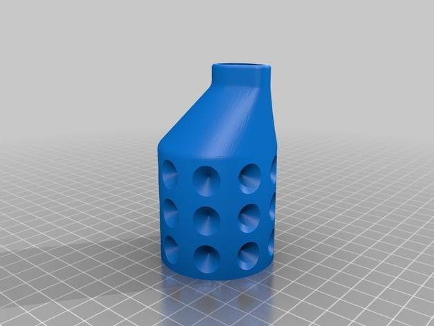 迷你研磨机 3D模型  图14