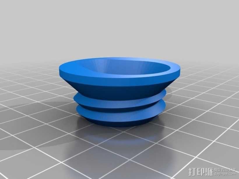 迷你研磨机 3D模型  图17