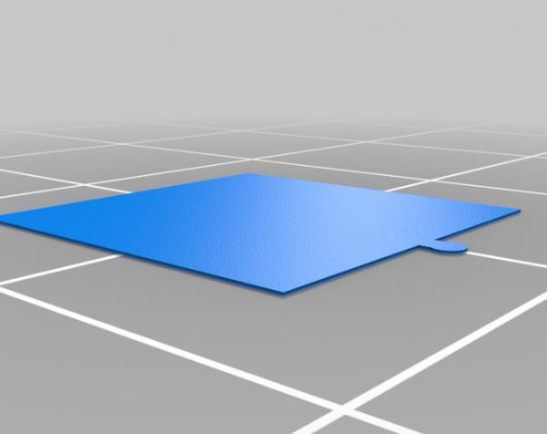 五金配件迷你抽屉 3D模型  图9