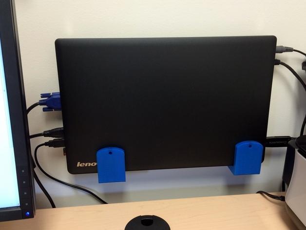 笔记本电脑托架 3D模型  图3