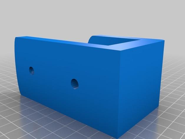 笔记本电脑托架 3D模型  图2