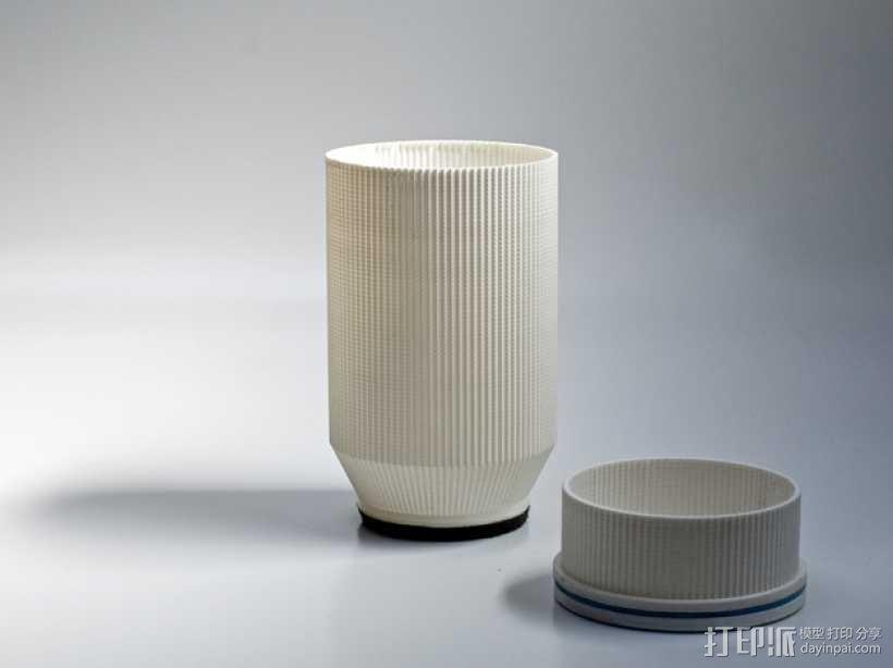 家用精致美观器皿 3D模型  图3