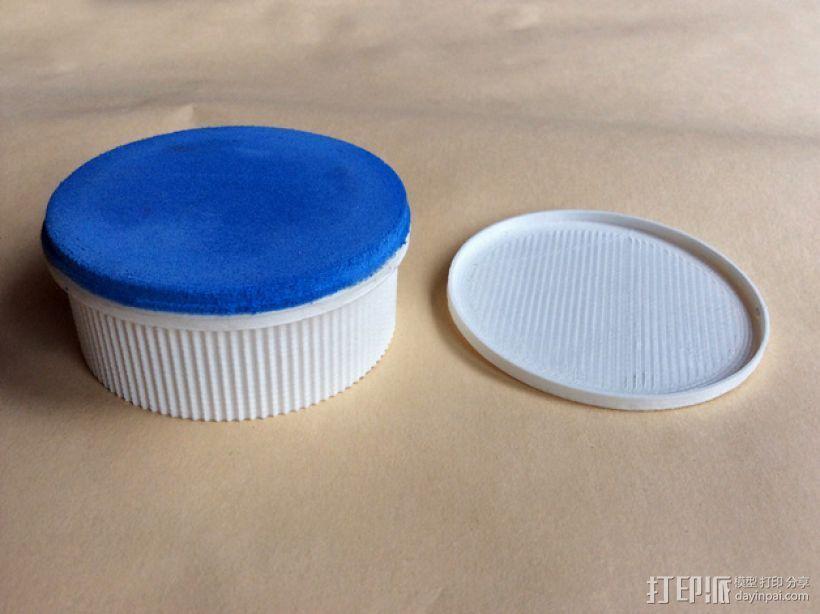 家用精致美观器皿 3D模型  图8