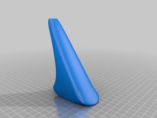 可拆卸水龙头引水道 3D模型  图4