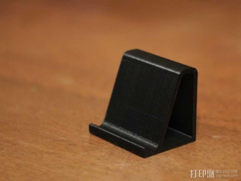 智能手机架 3D模型  图1