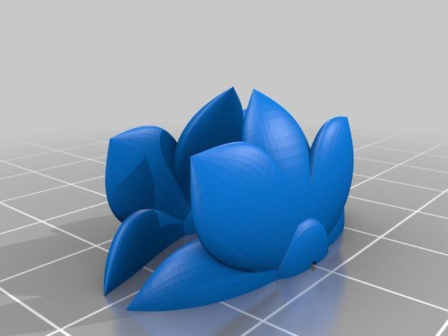 婴儿吊坠 -- 带有蝴蝶、花朵和鸟的树 3D模型  图15