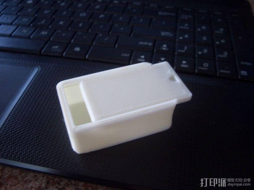 定制化圆角小盒 3D模型  图1