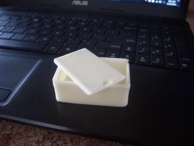 定制化圆角小盒 3D模型  图3