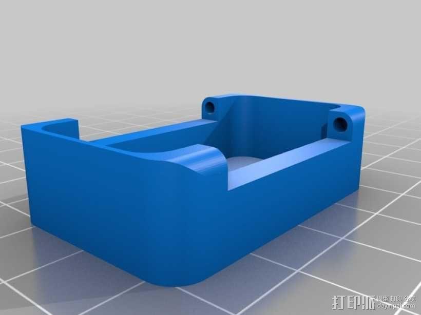 定制化磁力小盒 3D模型  图2