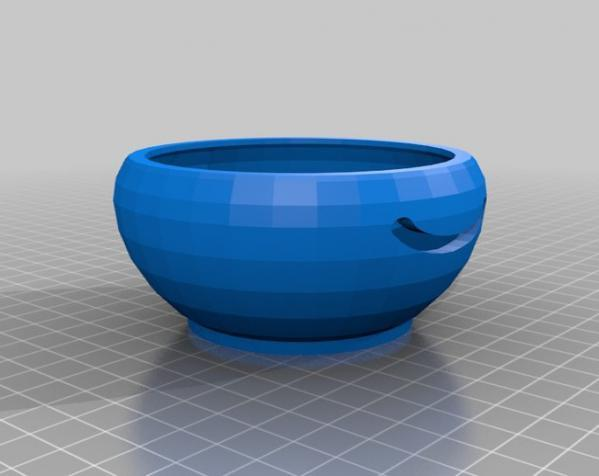 迷你分蛋器 3D模型  图1
