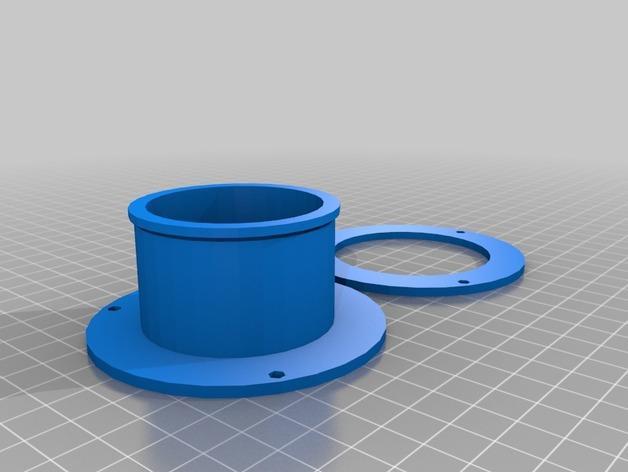Habitrail捕鼠器 3D模型  图2