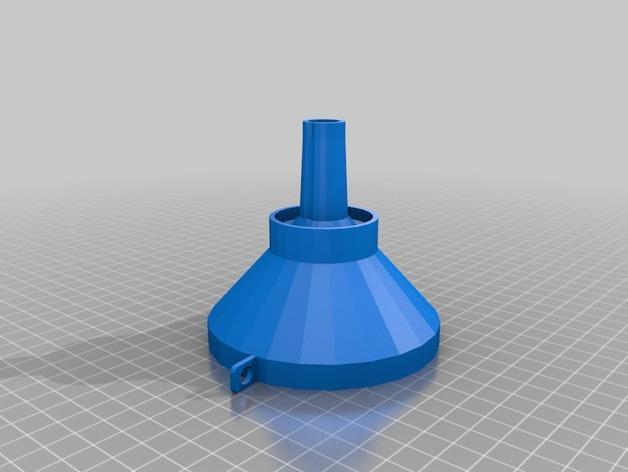 迷你漏斗 3D模型  图2