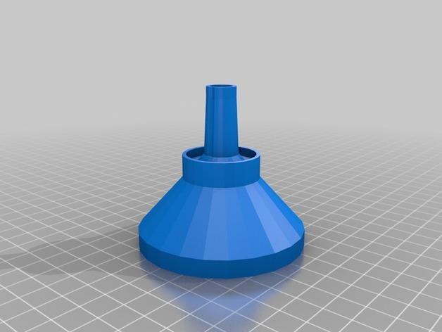 迷你漏斗 3D模型  图3
