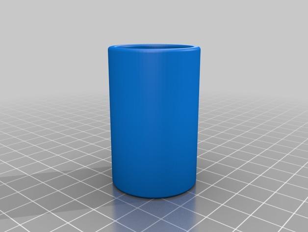 简易软管配适器 3D模型  图2