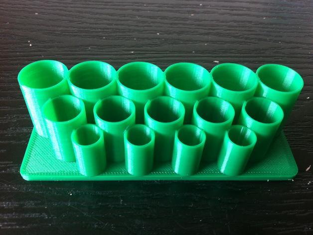 迷你电池盒 3D模型  图4