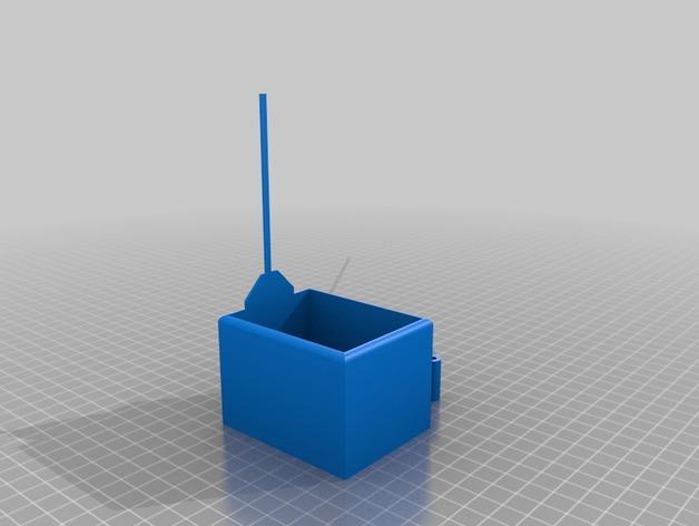 """迷你植物""""塔"""" 3D模型  图6"""